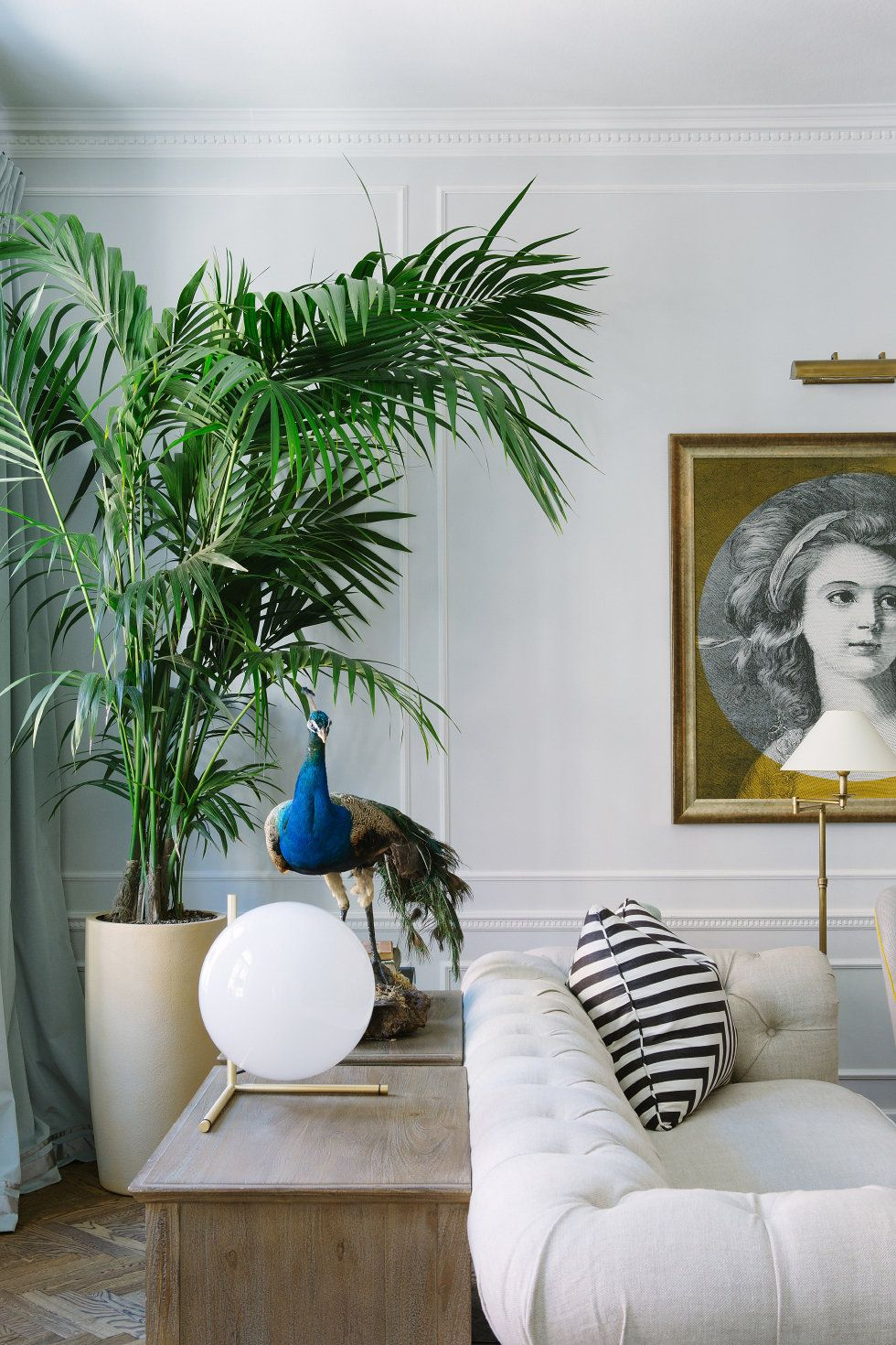 Palm Trees Are A Beautiful Way To Accessorize An Empty Corner In Your  House. Check