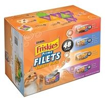 Purina Friskies Prime Filets Variety Pk.  http://affordablegrocery.com