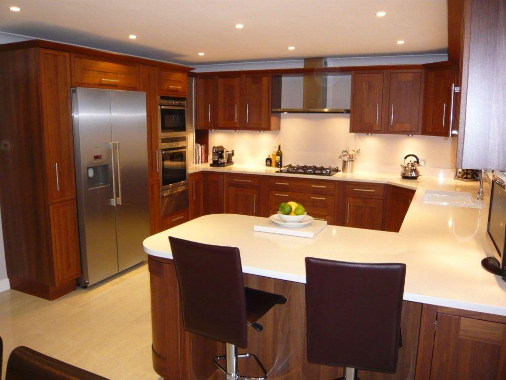 small u shaped kitchen | Home > kitchen > Small Kitchen Design Layouts > Small U Shaped Kitchen ...