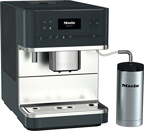Cm6310 Countertop Coffee System In Black Miele Coffee Machine