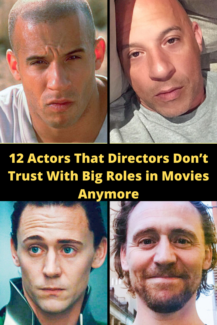 12 Actors That Directors Don T Trust With Big Roles In Movies