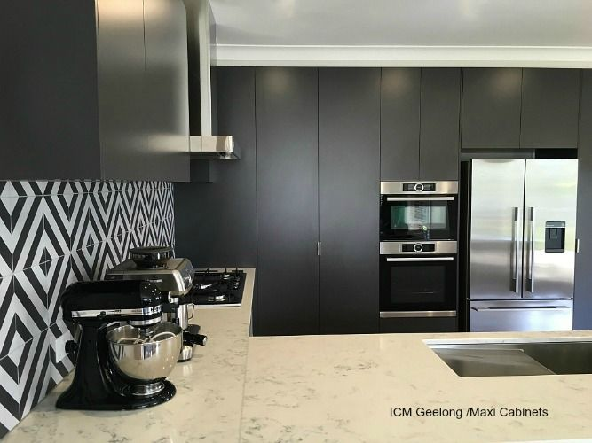 Icm Kitchen Of The Week Icm Geelong Kitchen Of The Week By Maxi