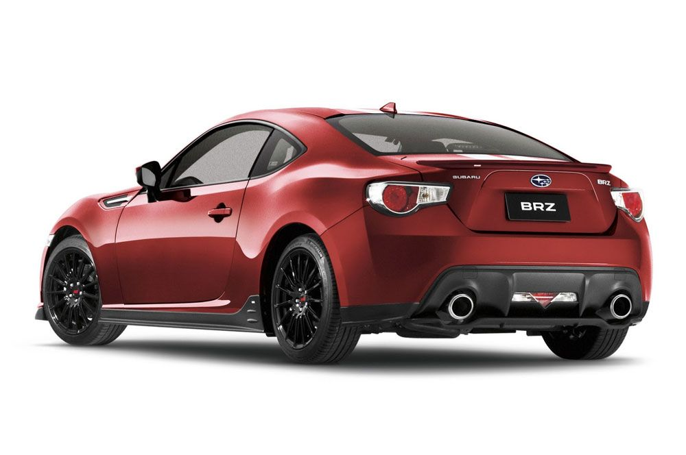New Review Subaru BRZ Special Edition Specs Interior View