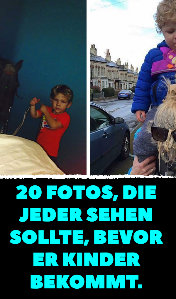 Photo of 20 photos everyone should see before having children.