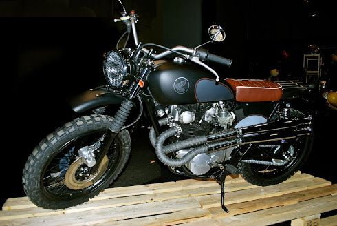 CB450 by Bike Hospital