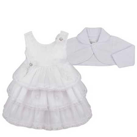 Vestidos de Batizado Infantil para Bebês: Fotos de Modelos