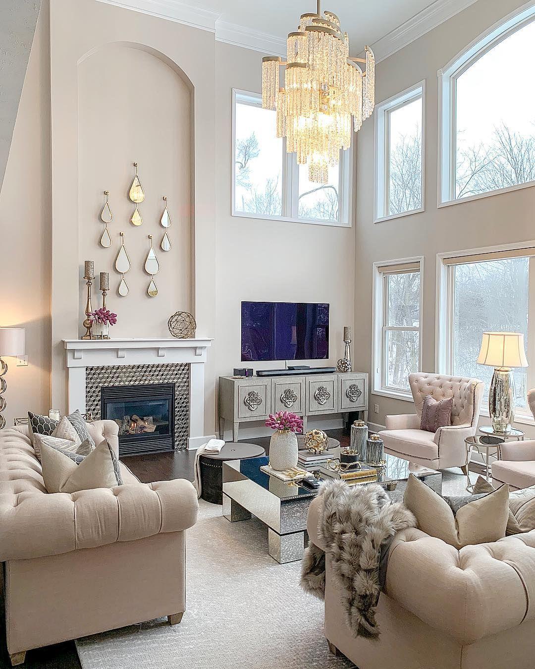 "Design My Living Room Online: Farah Merhi On Instagram: ""As I'm Finalizing The Updates"