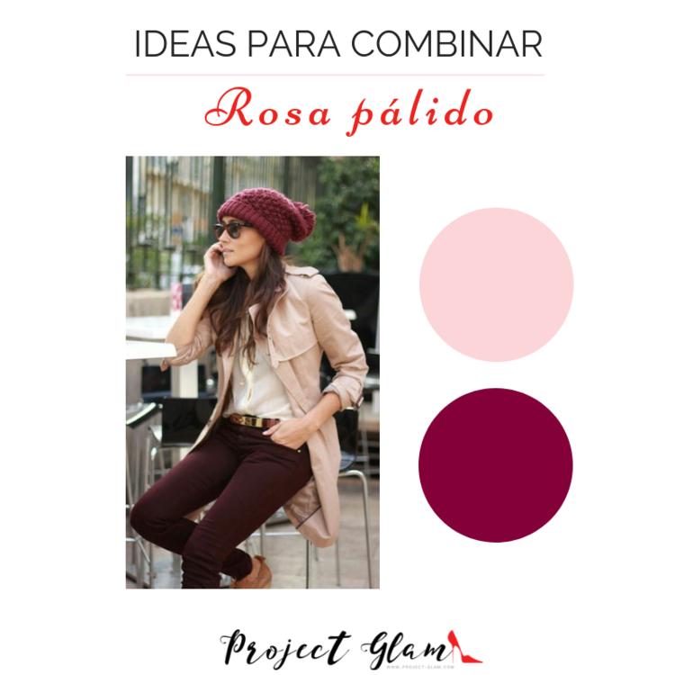Rosa Claro Con Qué Tonos Combina Project Glam Palo De Rosa Zapatos Rosa Palo Combinar Rosa Palo