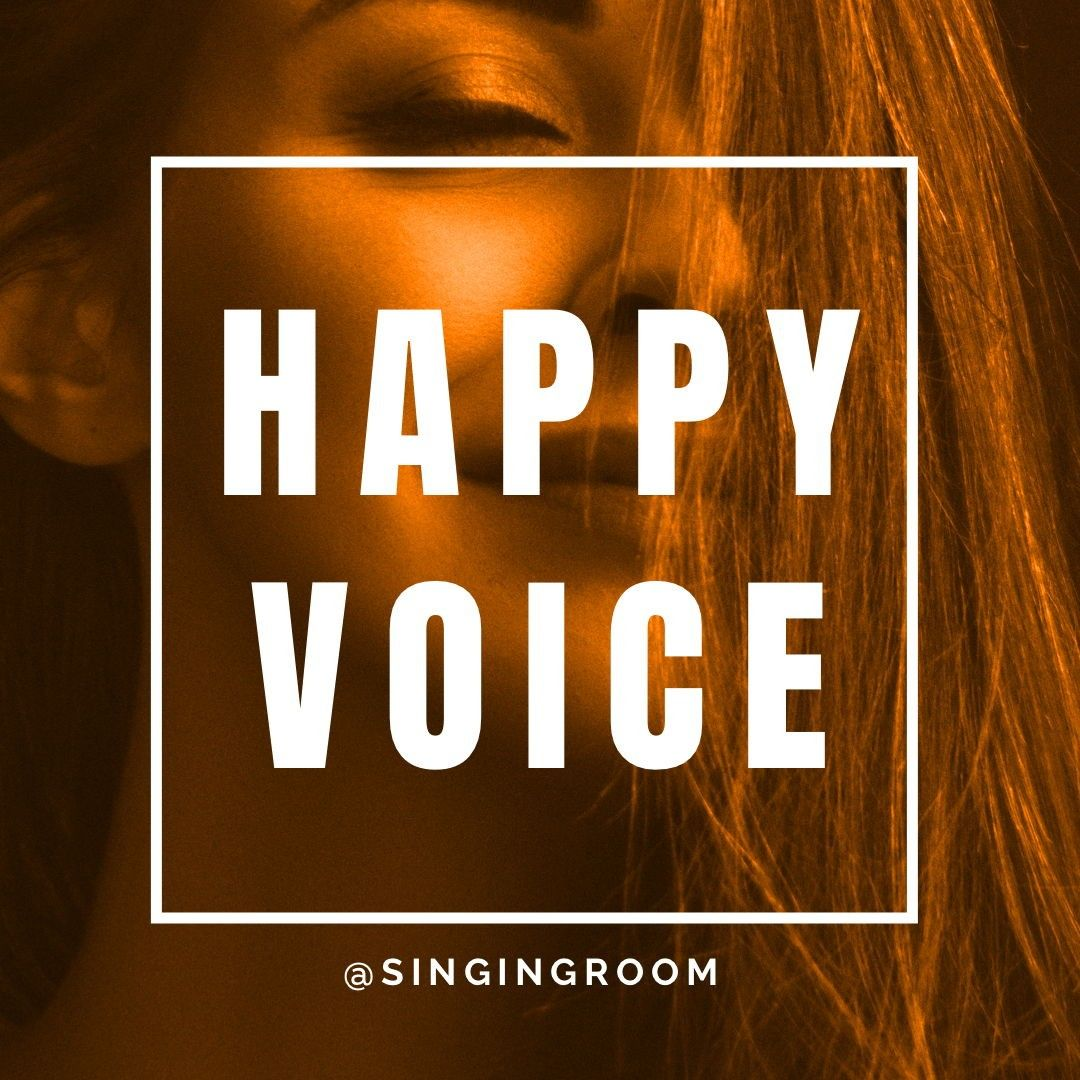 singingroom posted to Instagram Make your voice happy by