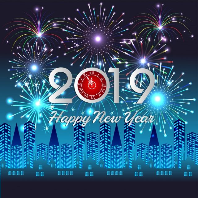 2019, abstract, banner, celebrate, celebration, christmas, clock