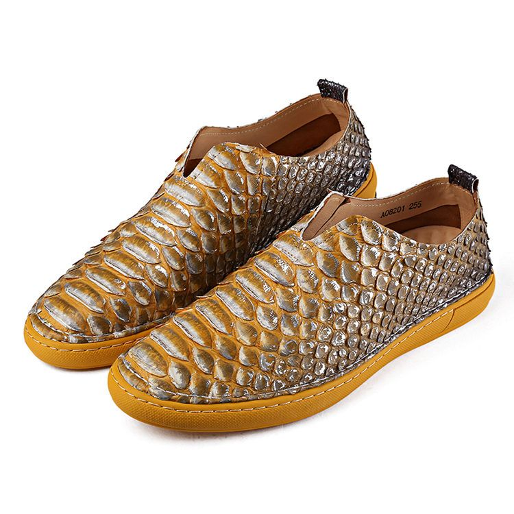 Snakeskin Sneakers   Snake skin shoes