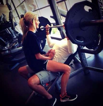 48+ Trendy Fitness Couples Pictures Girls #fitness