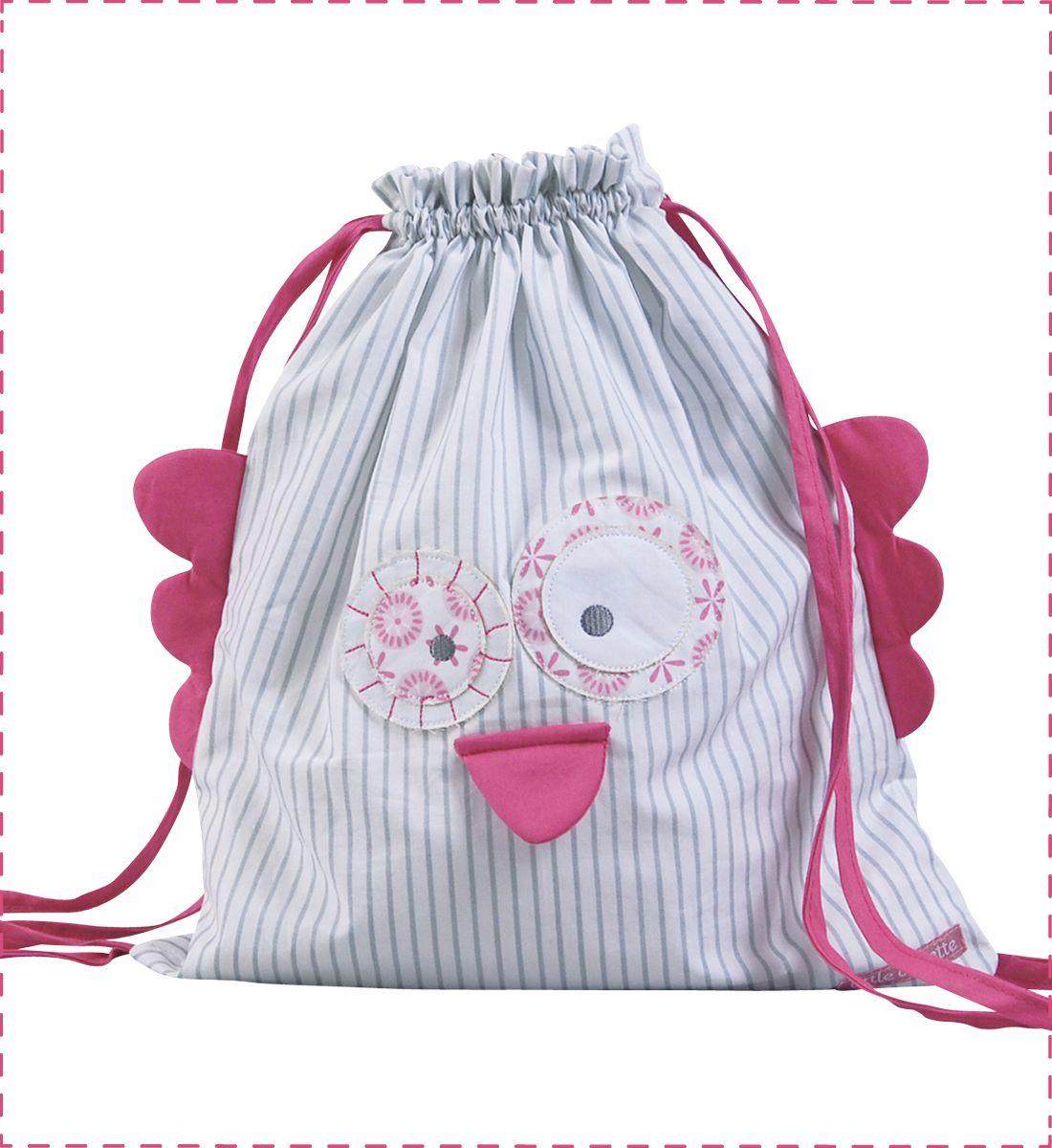 Sac à dos enfant rose Hibou | Crianças: Bolsas / Mochilas ...