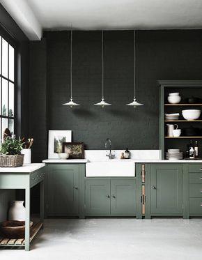 nos id es pour am nager une belle cuisine vintage elle d coration pinterest vier encastre. Black Bedroom Furniture Sets. Home Design Ideas