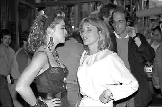 Madonna & Rosanna Arquette, Desperatly seeking Susan 1984