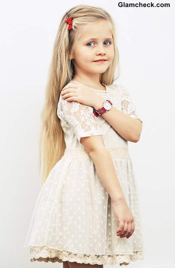 Everyday Easy Hairstyle for Little Girls | Girl hairstyles, Girly hairstyles, Little girl haircuts