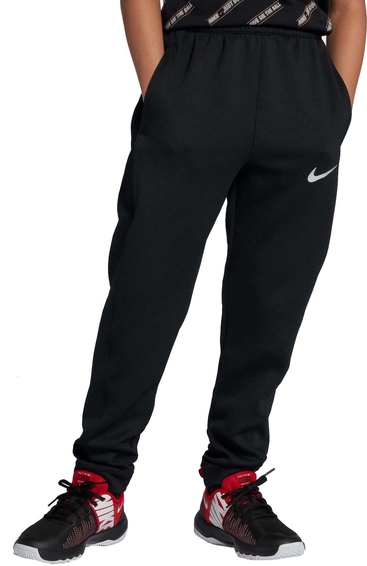 7977db9e6 Nike Boys' Therma Flex Showtime Pants | Products | Basketball pants ...