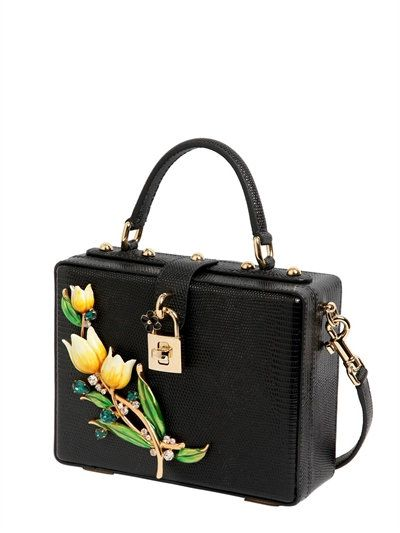 Top Handle Handbag On Sale, Multicolor, Leather, 2017, one size Dolce & Gabbana