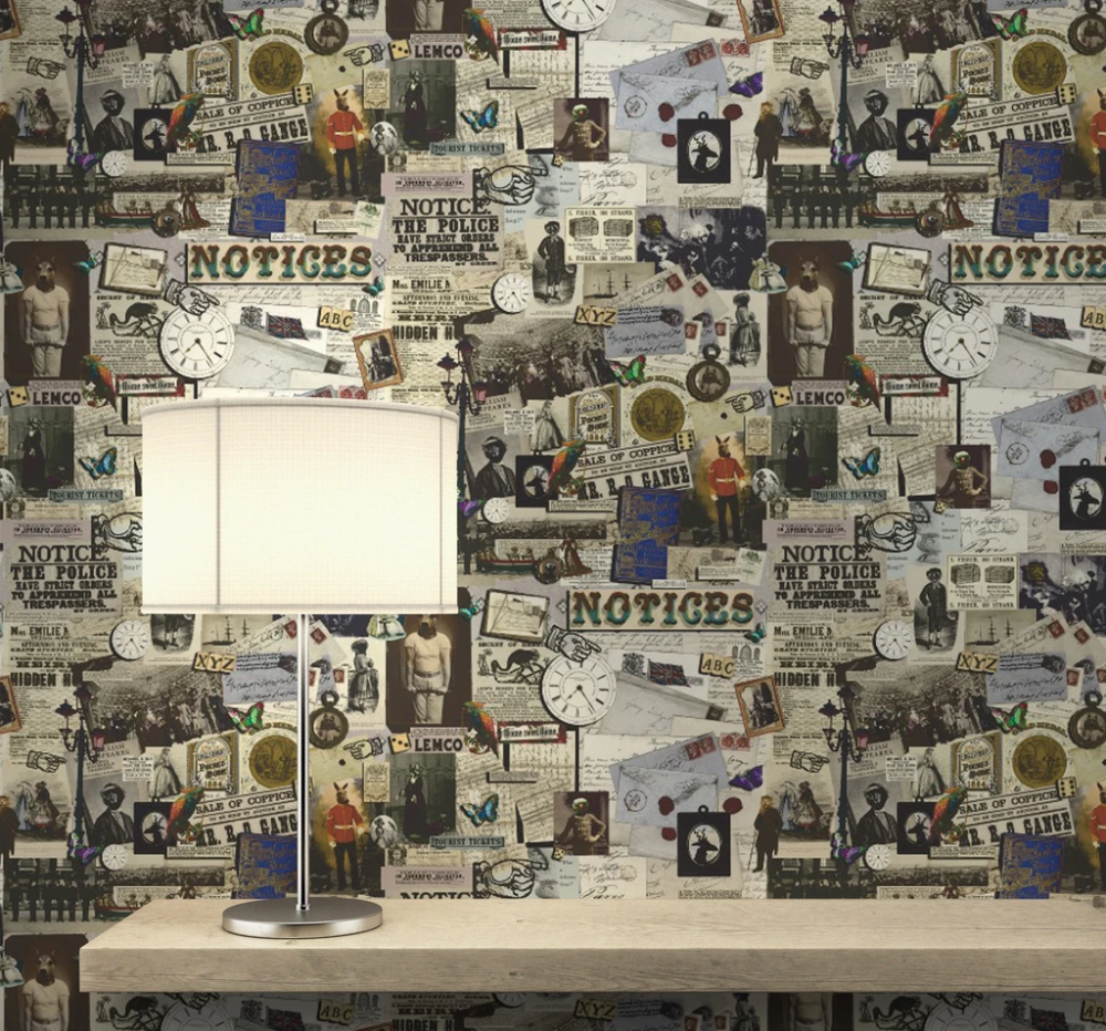 Photo of Steampunk Wallpaper