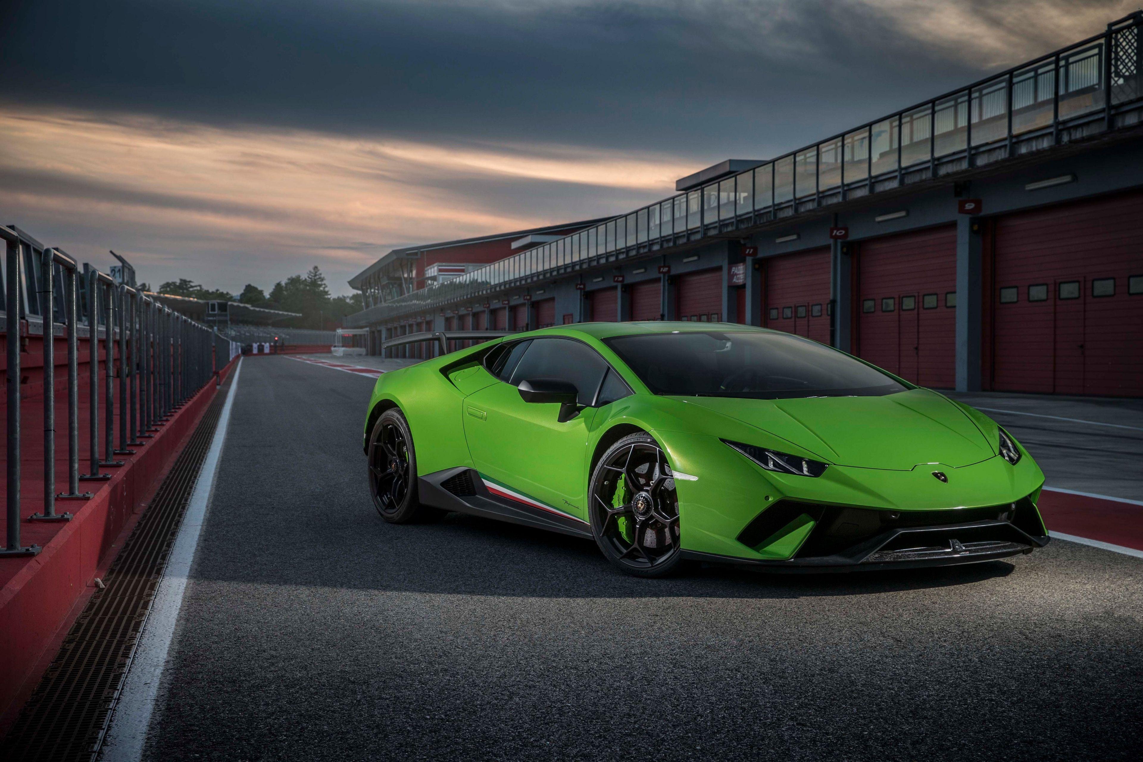 3840x2560 Lamborghini Huracan Performante 4k Wallpaper For Pc In