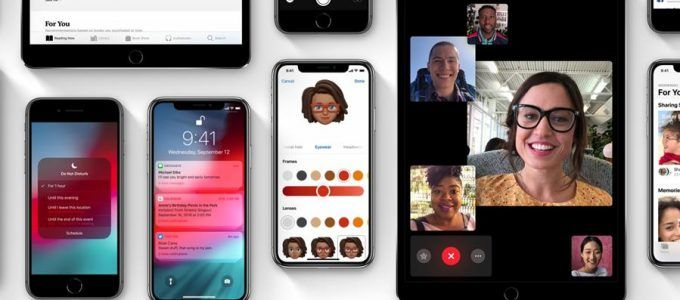 The 5 Most Important Features in iOS 12 Facetime iphone