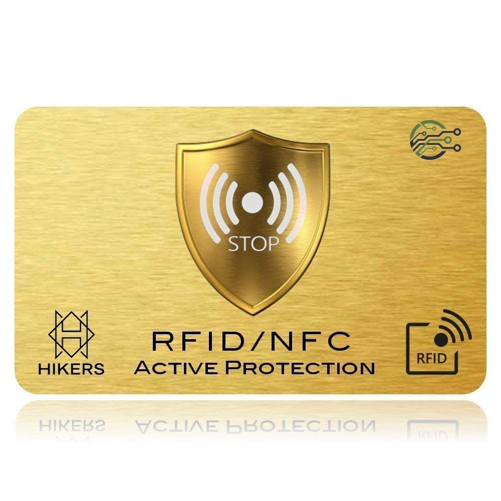 Carte Anti Rfid Nfc Protection Carte Bancaire Sans Contact 1