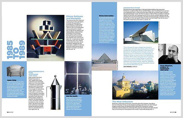 5 Creative Layouts For Interior Design Magazines Magazine Layout