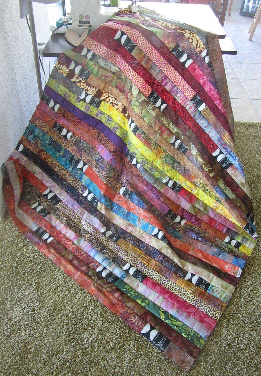 Quilts + Color: Potato Chip Quilt | Quilting ideas | Pinterest ... : potato chip quilt pattern - Adamdwight.com
