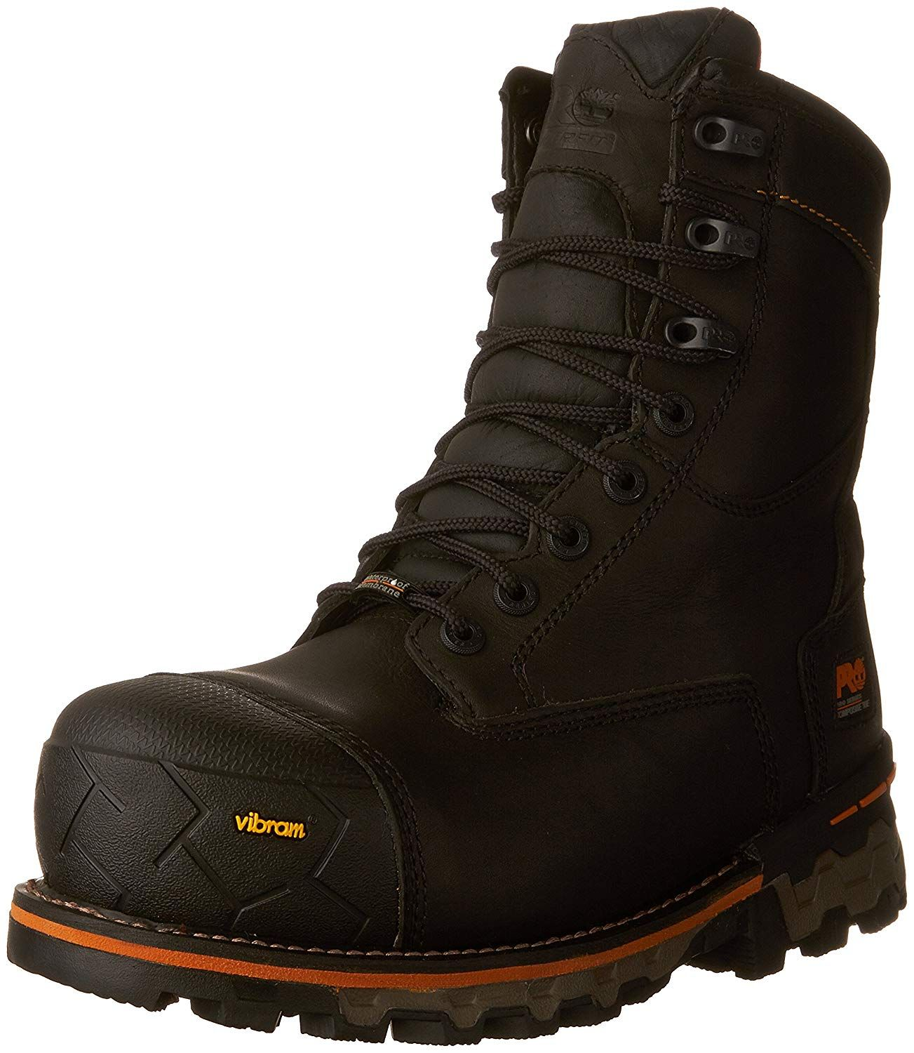 Timberland PRO Mens CSA 8 In Boondock CT WP Shoe *** Want