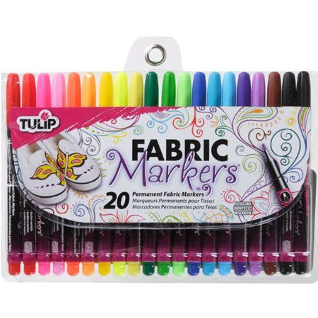 TULIP 28976 Fine Writers Marker, 20-Pack