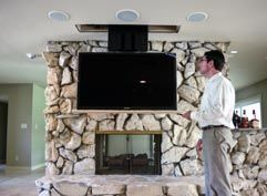 Drop Down Tv Mount For The Home Pinterest Ceiling Ceiling Tv