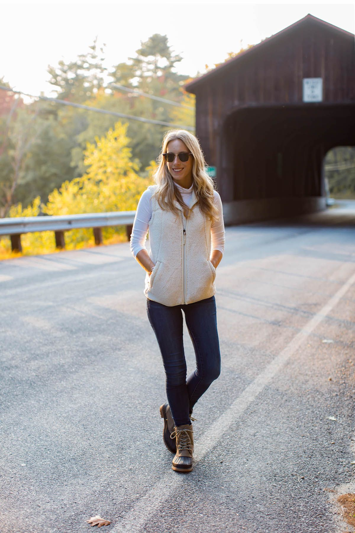 97dbfd5d7 The North Face Campshire Vest | KatiesBliss.com | Vest, Pullover, Preppy