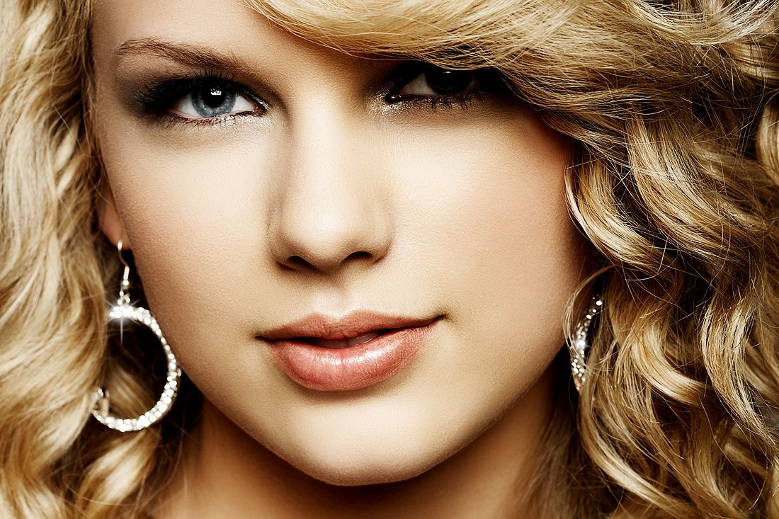 Taylor Swift by Jeremy Cowart. I love this head shot. If you are unfamiliar with Jeremy Cowart's photography, you should definitely check him out.