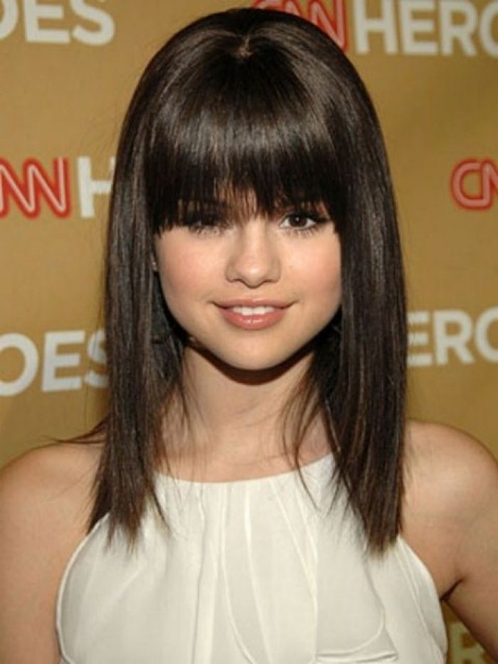 Fabulous 1000 Images About Bangs On Pinterest Fringe Hairstyles And Short Hairstyles Gunalazisus