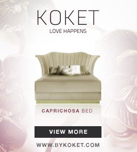 Modern Bedroom Furniture by Kelly Hoppen  - Kelly Hoppen  is a world-renowned British designer who has pioneered a simple yet opulent style that has permeated i