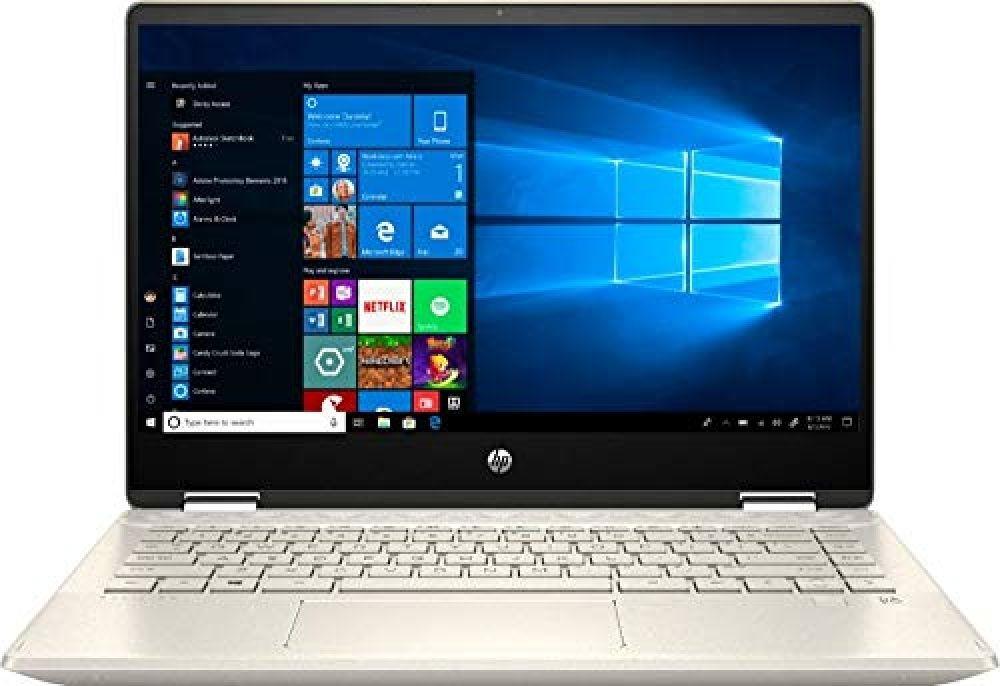 Hp Pavilion X360 14 Touch Core I5 10210u 8gb 256gb Ssd 16gb Optane Gold Best Laptops Touch Screen Laptop Hp Laptop Hp Pavilion X360