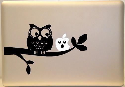 date de sortie: cc7a1 6ac9f Apple Decal | Love this stuff | Mac decals, MacBook, Macbook ...