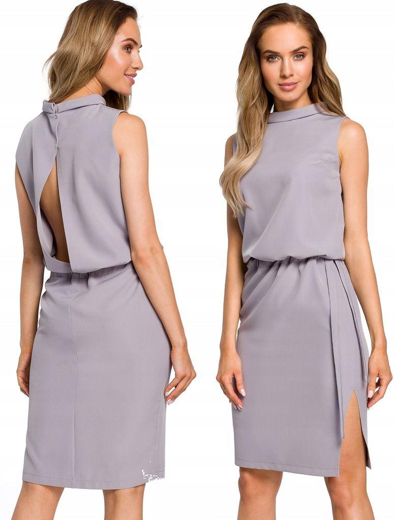 Elegancka Sukienka Z Luzna Gora Na Wesele Komunie 7823018475 Oficjalne Archiwum Allegro Fashion Dresses For Work Dresses