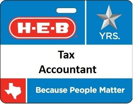 CAREER OPPORTUNITY - The H-E-B Accounting Team is looking