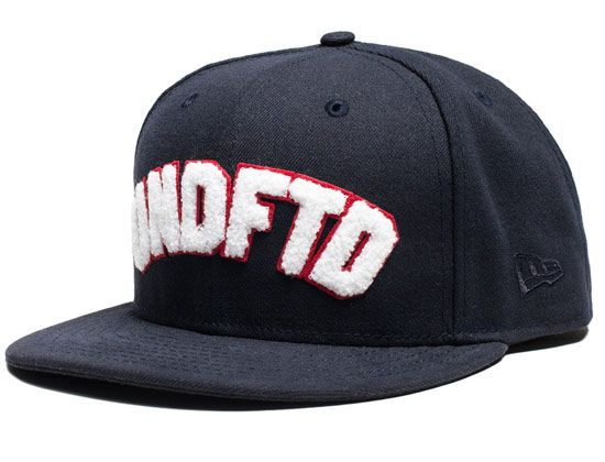 61d10e0aeb7 Francis 59Fifty Fitted Cap by NEW ERA x UNDEFEATED