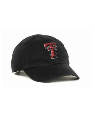 san francisco 8e78c fe5c8 ... low price 47 brand toddlers texas tech red raiders clean up cap black  adjustable. c7290