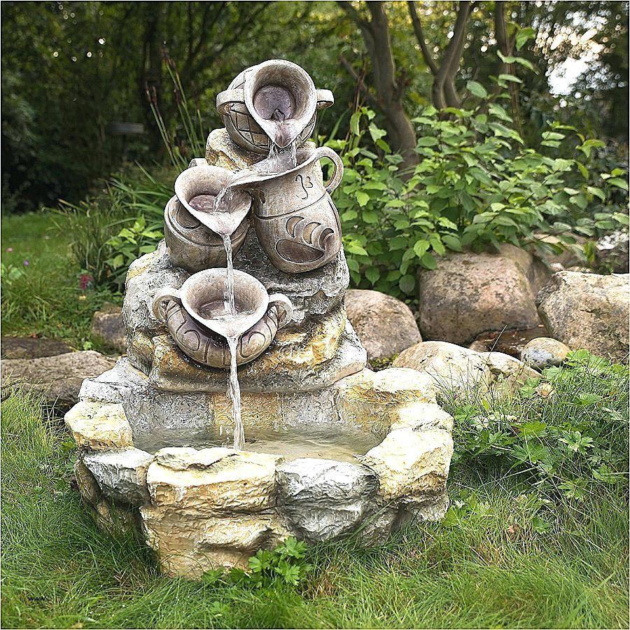 Solar Springbrunnen Garten Kleiner Awesome Brunnen Garten Dekoration Diy Garten Dekoration Diy Garten Dekoration Garden Sculpture Fountain Outdoor Decor