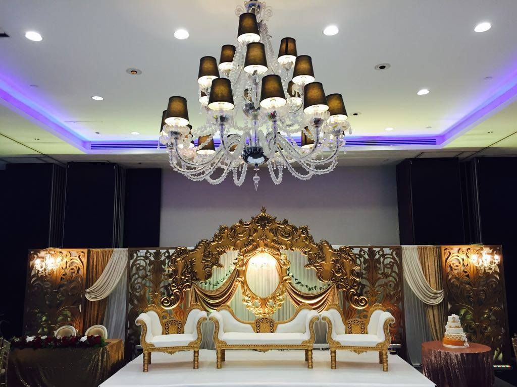 Wedding stage decoration dubai  Asian wedding stage we put together for a recent client of ours in