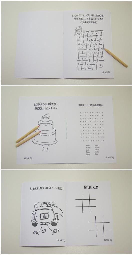 Un imprimible para los más pequeños | Preparar tu boda es facilisimo ...