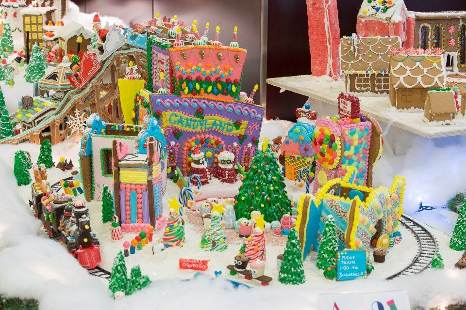 Candyland Gingerbread House Google Search Candy Land Birthday Party Gingerbread House Christmas Gingerbread House