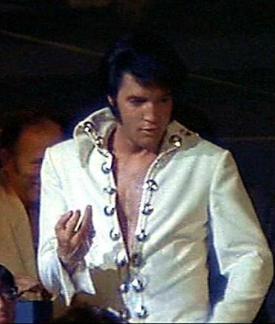 "Elvis ""that's the Way It Is"" Las Vegas, 1970"