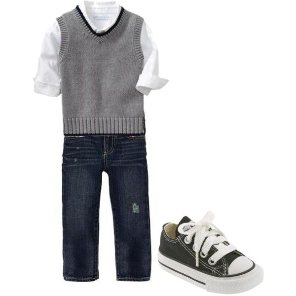 U0026quot;Baby boy Fashionu0026quot; by jazminmarie on Polyvore this is gonna be my kids presentation outfit.( for ...