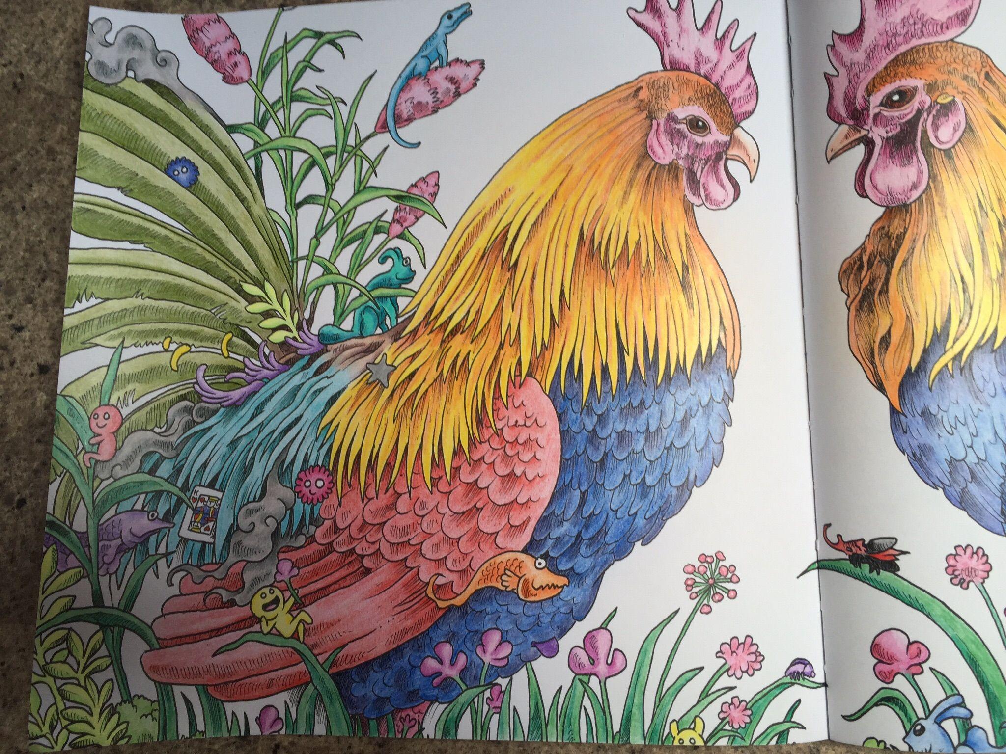 Animorphia ColouringAdult ColoringColoring BooksColored