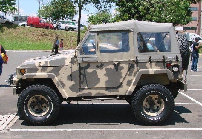 Jeep Engesa Engesa Jeep 4x4