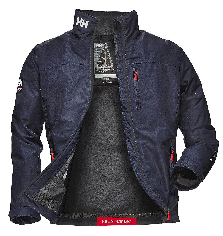 Hombre Helly Hansen Crew Windbreaker Jacket Chaqueta Deportiva